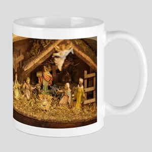 Christmas Nativity Mugs Cafepress