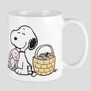 Beagle and Bunny Mug