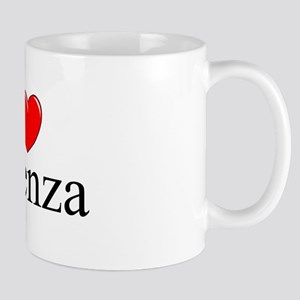 """I Love (Heart) Vicenza"" Mug"