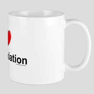 Asphyxiation Mug