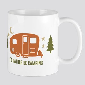 Rather Be Camping C3 Mug
