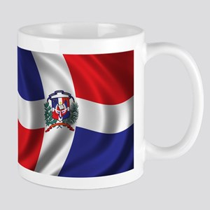 Flag of the Dominican Republic Mug
