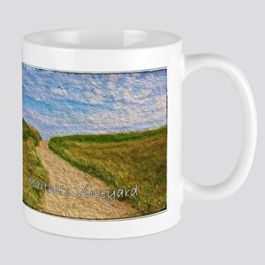 Chilmark Beach Path Mugs