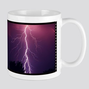 Lightning Strike Mugs