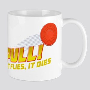 Pull! Trap Shooting Mugs