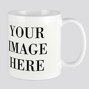Your Photo Here Design Mugs