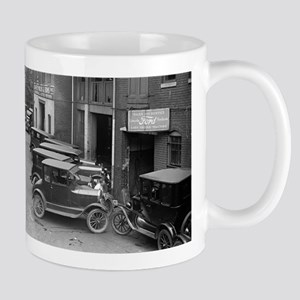 Ford Sales and Service Mugs