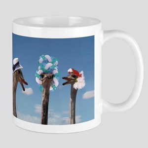 Crazy Hat Day Mugs