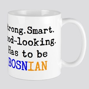 be bosnian 11 oz Ceramic Mug
