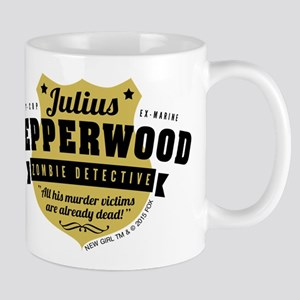 New Girl Julius Pepperwood Mug