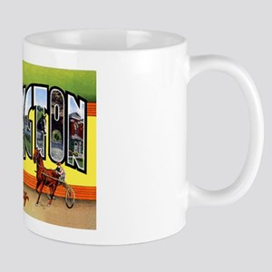 Lexington Kentucky Greetings Mug
