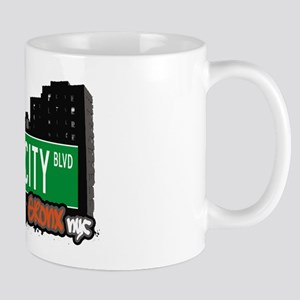 Co-Op City Blvd, Bronx, NYC  Mug