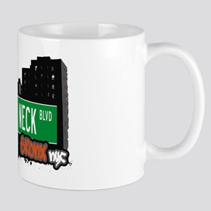 Throggs Neck Blvd, Bronx, NYC Mug