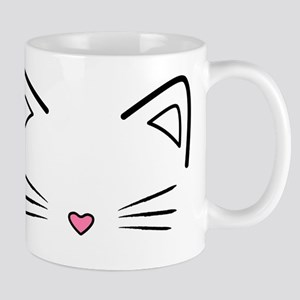 Cat Whiskers Mugs