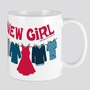 New Girl Laundry Mug