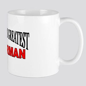 """The World's Greatest Repairman"" Mug"