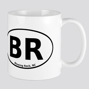 Blowing Rock, NC Euro Mug
