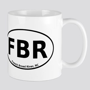 French Broad River Mug
