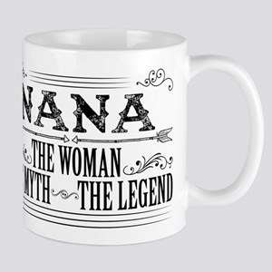 Nana The Legend... Mugs