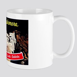 Mt Rushmore South Dakota Mug