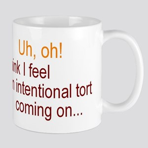 Intentional Tort Mugs