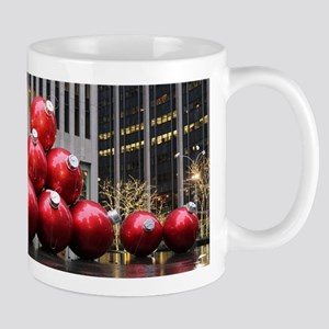 Christmas Ball Ornaments Mugs