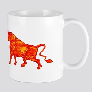 THE BULL RUN Mugs