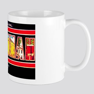 Savannah Georgia Greetings Mug