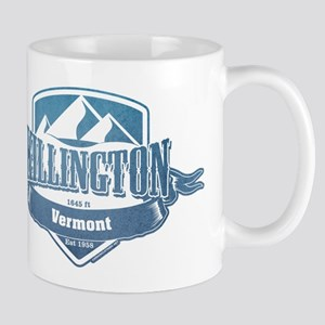 Killington Vermont Ski Resort 1 Mugs