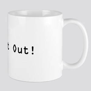 Blog it Out! Mug
