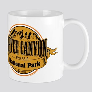 bryce canyon 2 Small Mug