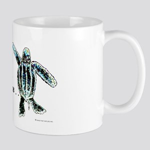 SAVE PLANET & TURTLES COFFE MUG