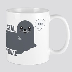 Seal of Approval Mugs