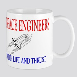 Aerospace Engineers Do It Mug