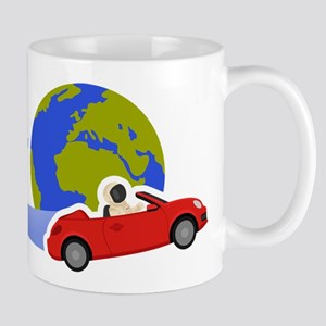 Where Is Roadster Swoosh Logo Mugs