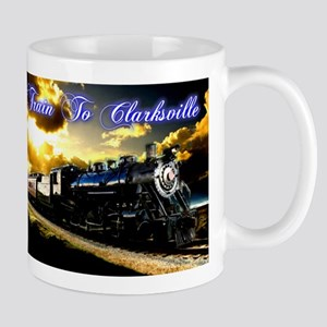 Last Train To Clarksville Mugs
