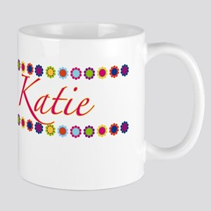 Katie with Flowers Mug
