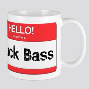 Hello My Name is Chuck Bass Mug