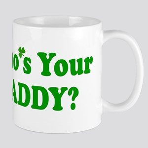 Who's Your Paddy? Mug