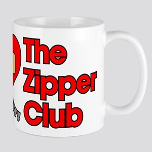 The Zipper Club 11 oz Ceramic Mug