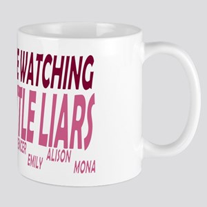 Rather Be Watching Pretty Little Liars Mugs