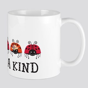One of a Kind Ladybugs Mug