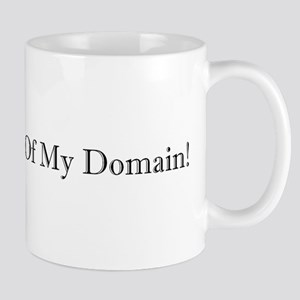 Master of my domain Seinfeld Mug