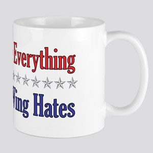 Everything They Hate Mug