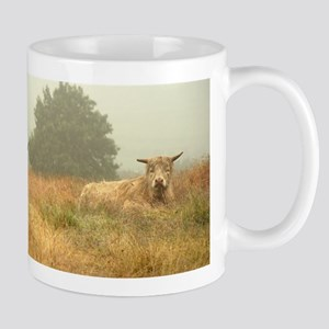 Highlands In The Mist Mugs
