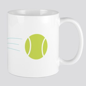 Tennis Ball Mugs