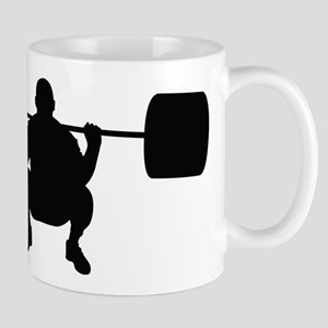 Lifting Weight Mug
