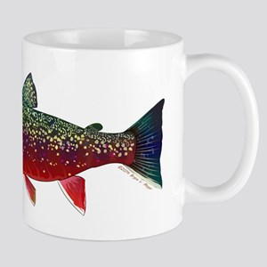 Brook Trout v2 Mugs