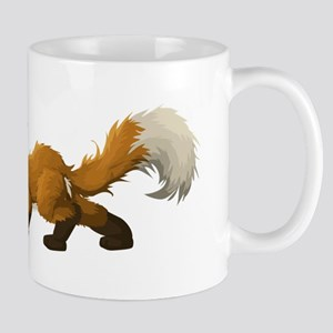 Red Fox Mugs