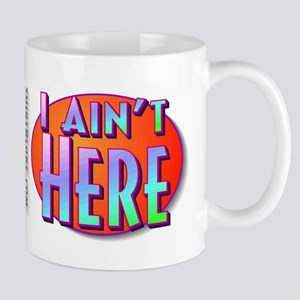 11oz Receptionist Coffee Mug.